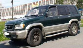 how it works cars 1998 isuzu trooper auto manual 1998 isuzu trooper photos 3 5 gasoline automatic for sale