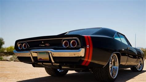 Muscle Cars Dodge Dodge Charger Car Stylish 1920×1080 Hd