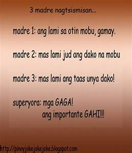 Quotes Pinoy Jokes Tagalog Version. QuotesGram