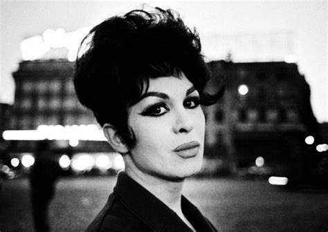 transgender women on the streets of paris in the 1950s and 1960s