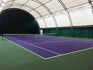 Tennis Court Construction - CopriSystems
