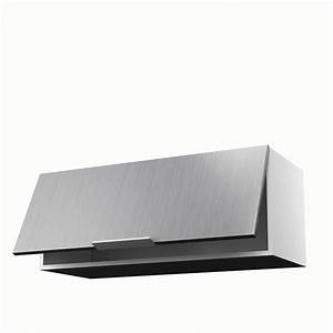 Meuble Haut Cuisine But : meuble de cuisine haut d cor aluminium 1 porte stil x ~ Dailycaller-alerts.com Idées de Décoration