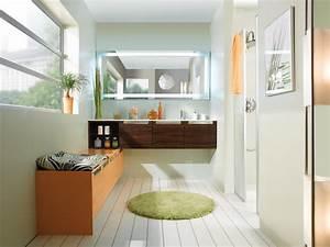 comment agencer une salle de bains en longueur With agencer une salle de bain