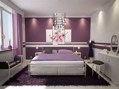 Ideas For Purple Bedroom by 23 Inspirational Purple Interior Designs You Must See