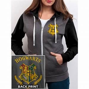 Vetement Harry Potter Femme : veste geek grise pour femme sous licence officielle harry ~ Melissatoandfro.com Idées de Décoration