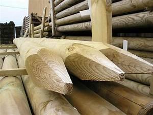 Bois Autoclave Classe 4 : piquets bois pin autoclave classe 4 menuiserie bertin ~ Premium-room.com Idées de Décoration