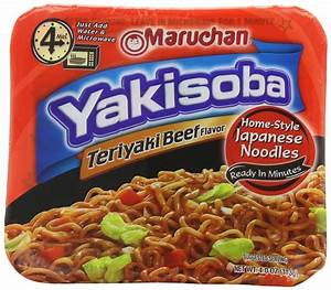 FREE Maruchan Yakisoba Noodles At Publix!