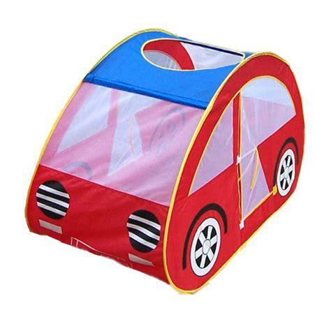 Car Shape Kids Pop Up Play Tent   Moski Net