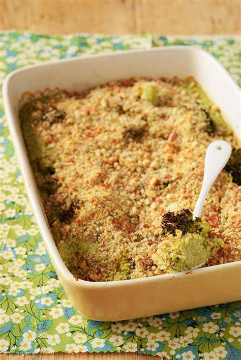 cuisine de clea gratin de brocoli aux cacahuètes clea cuisine