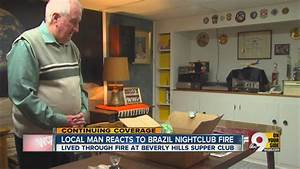 Northern Kentucky man reflects on Supper Club fire - YouTube