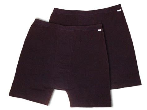 Boxer Pants Black In A Twinpack