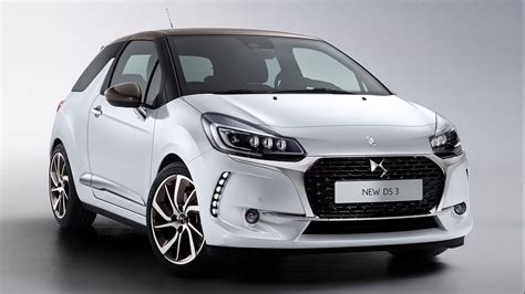Ds Automobiles Unveils New Ds3, Gets Up To 208hp And 300nm