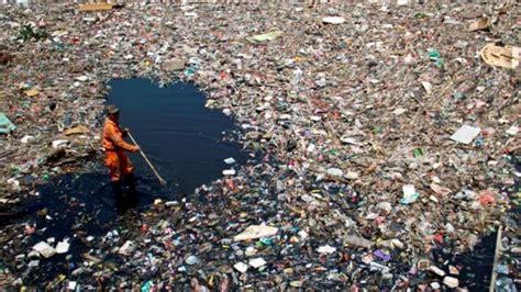 kota batam jadi percobaan penanganan sampah plastik