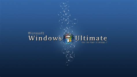 Animated Desktop Wallpaper For Windows 7 Ultimate Free - blue windows 7 ultimate hd desktop wallpaper widescreen