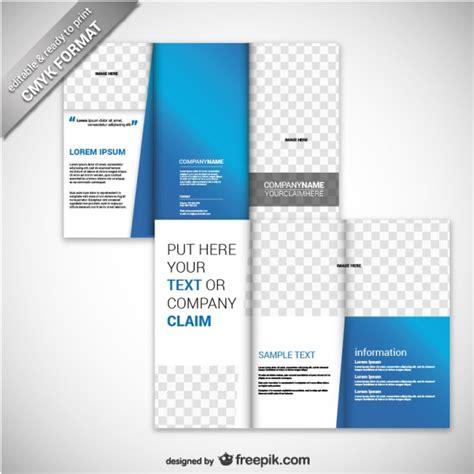 illustrator brochure templates   csoforuminfo
