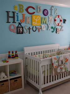 thrifting and upcycling for kids39 room decor kids room With kids bedroom letters