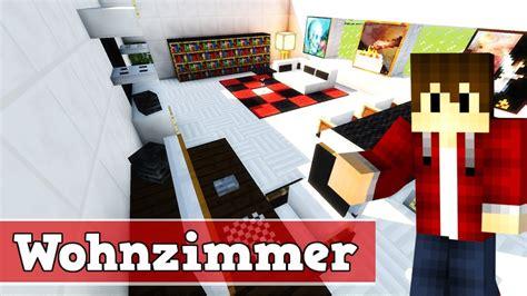 Wie Baut Man Ein Modernes Wohnzimmer In Minecraft