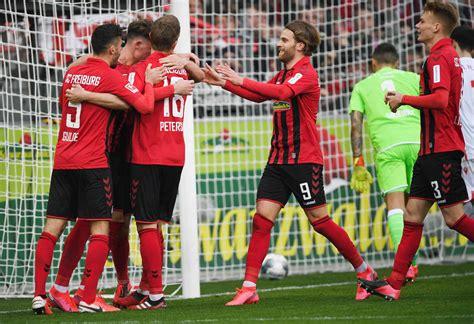 Vfb stuttgart v sc freiburg predictions can be derived from the h2h stats analysis. Bundesliga 19/20: SC Freiburg - Union Berlin: die Bilder ...