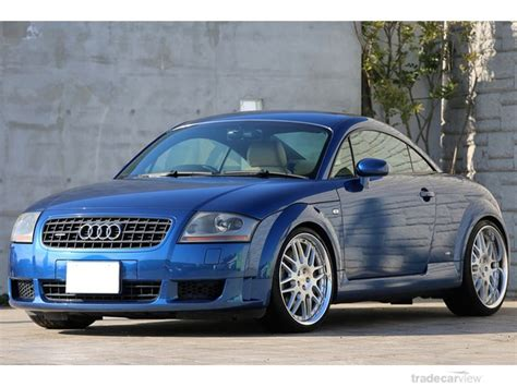 Used Audi Tt 2004 For Sale