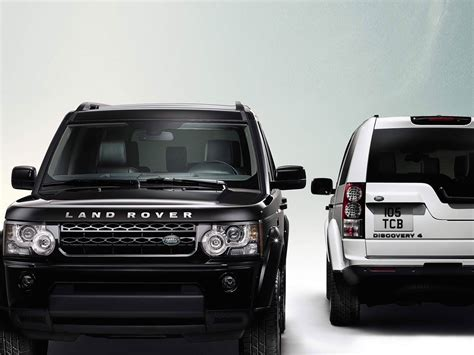 land rover discovery  black white autonieuws