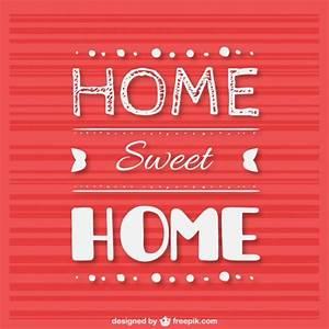 Home Sweet Home Schriftzug : home sweet home schriftzug kostenlose vektor ~ A.2002-acura-tl-radio.info Haus und Dekorationen