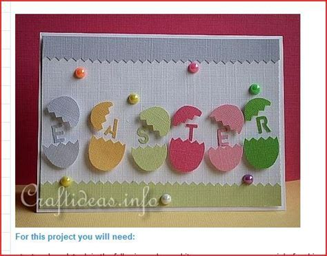 easter card ideas  elderly year foundation