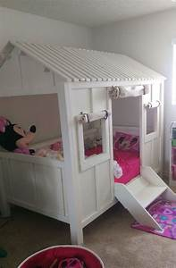 25 Best Ideas About House Beds On Pinterest Diy Toddler ...