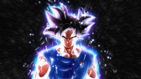 Son Goku, Drachenball Super, Ultra Instinct Goku, Dragon Ball 1920x1080
