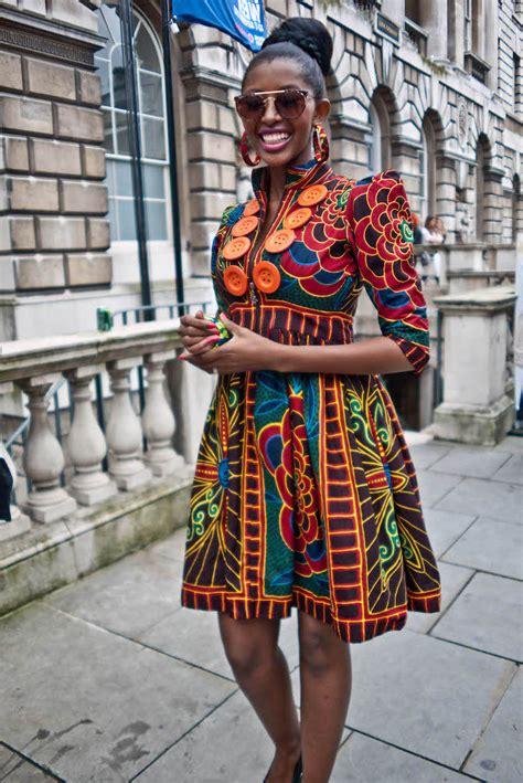 Robe Pagne Africain 1001 Photos De La Robe Africaine Chic Et Comment La Porter