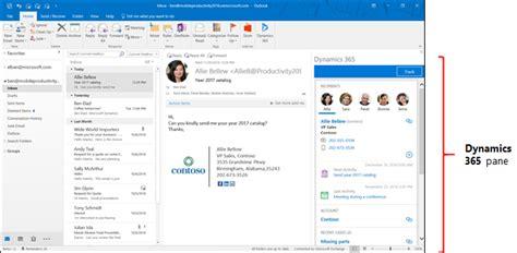 Dynamics 365 App For Outlook User's Guide