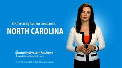 north carolina home security system companies youtube