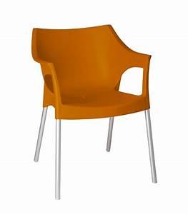 Fauteuil En Plastique : fauteuil pole ext rieur plastique en r sine polypropyl ne ~ Edinachiropracticcenter.com Idées de Décoration