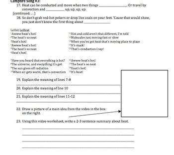 bill nye heat workshe by mayberry in montana teachers pay teachers