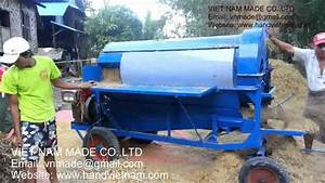 Viet Nam Made Co  Ltd - Rice Thresher Machinery
