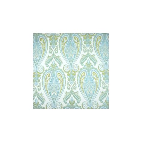 Brockhall Designs by Buta Teal Lime By Brockhall Designs At Fabrics