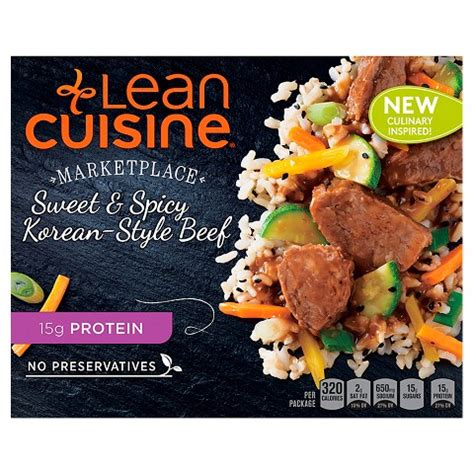 lea cuisine lean cuisine the dieline branding packaging design