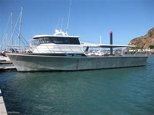 Used Legend Boats Aluminum Exploration Vessel For Sale