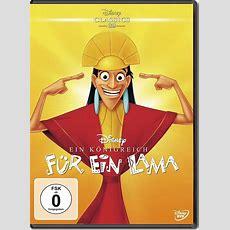 Ein Königreich Für Ein Lama  Disney Classics [dvd Filme