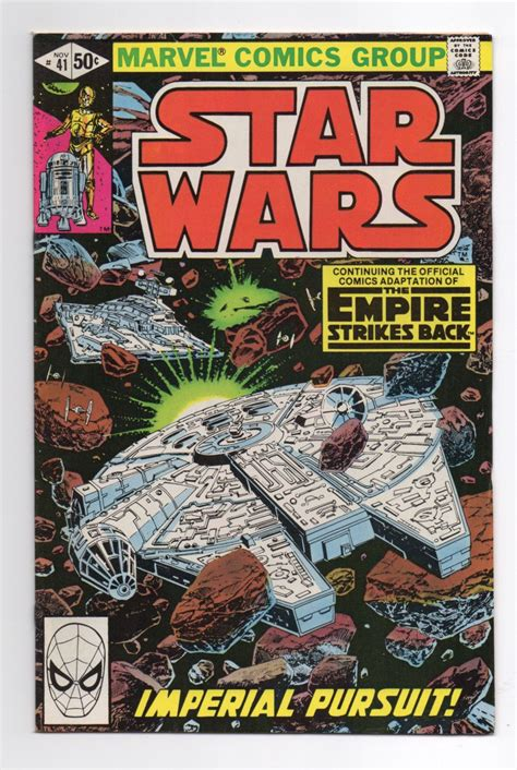 Marvel Star Wars Comic #41