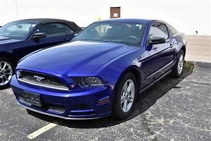 2013 FORD MUSTANG COUPE V6 AUTOMATIC - KohR Motorsports