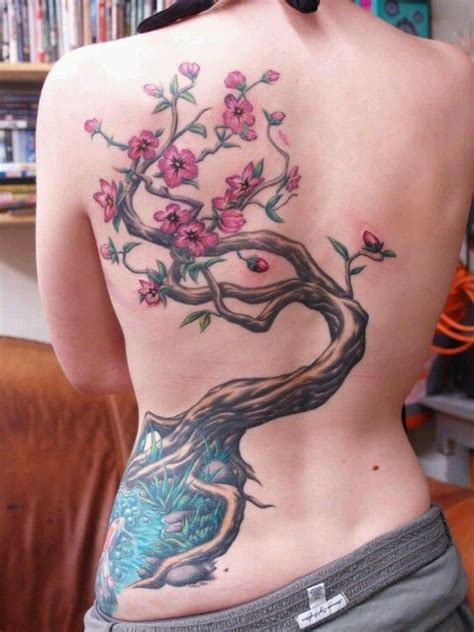 cherry blossom tree tattoo tattoo tree tattoo designs