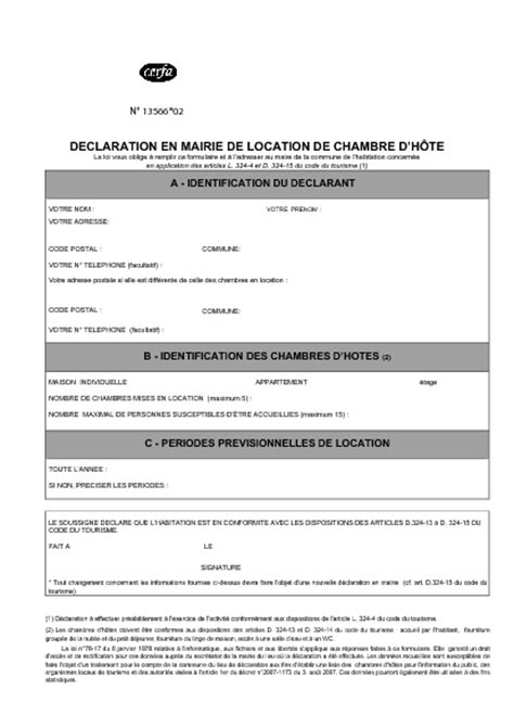 contrat location chambre modele bail location cerfa document