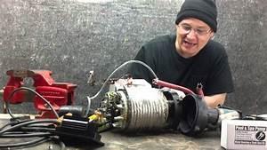 Softub Pump Puuf1003 Rebuild Part 003