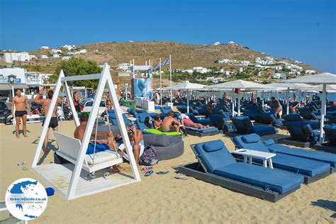 Ornos Mykonos Holidays In Ornos Greece Guide