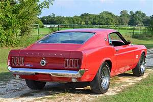 1969 FORD MUSTANG BOSS 429 FASTBACK - 194499