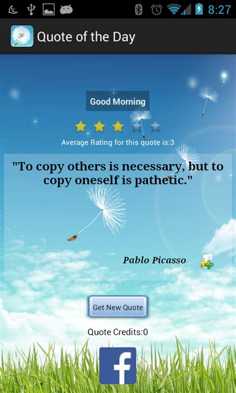 quote   day android apps  google play