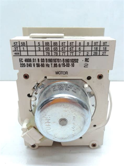 solucionado la varropas lavaurora 5115 timer 4606 01 no funciona bien yoreparo