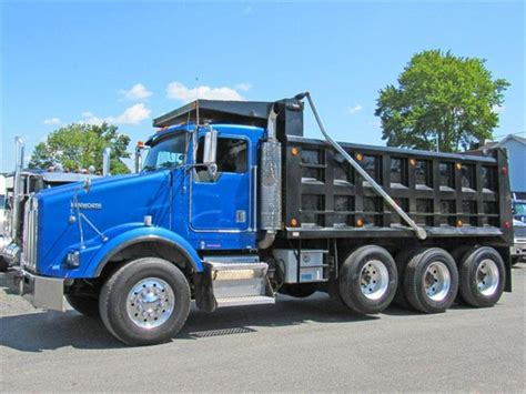 buy used kenworth truck used 2002 kenworth t800 dump truck for sale 519479