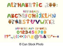 alphabet professions owl chemist character   white