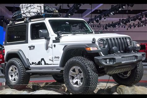 mopar jeep accessories 2018 jeep wrangler sport mopar and jeep performance parts
